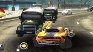 Totally crazy 3d drive'n destroy game in which your goal is to destroy all vehicles on your way, using your own car to ram them or shooting them […]