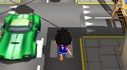 Crazy 3D game in which your goal is to bomb everything with water baloons and soak all you see with water gun. Run through the streets causing water […]