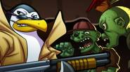 Zombies are back, and so are our brave Penguins! Eliminate all flesh-eating Zombies, aiming precisely and shooting them down with your shotgun. Remember: you can use walls and […]