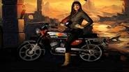 Welcome to the second of Lara Croft's motorbike adventures. You're exploring the mysterious dungeon, full of dangers and valuables. Ride quickly, avoid enemies, traps and obstacles and collect […]