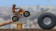 An excellent motocross game in which you can test your balance skills. Get over hard obstacles without crashing your bike. Be the first on the finish line and […]