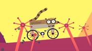 Our crazy friend Rigby is back! You turned into the BMX and have to ride on the surreal obstacle course and score all checkpoints to get to the […]