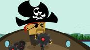 Hilarious pirate game in which you must sink all cargo ships and protect pirates… Release the mines so that cargo hits are destroyed, collect golden coins and remove […]