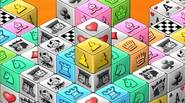 CubesJong is a perfect blend of the classic Mahjongg game and 3D cube view. Match identical pieces to make them disappear and clear the whole level as quickly […]