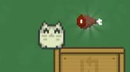 Simple, funny game in which your goal is to guide the little cat to his delicious food, by jumping from one square block to another. Beware – each […]