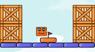 Funny jumping game for all physics-based platform games fans. Guide the cute little orange box to the exit pad: just set the correct angle and power and launch […]