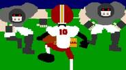 A simple and funny game for all American football fans. Just run to the opposite side of the field, avoid all nasty defenders and eat as many Subs […]