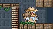 You're Duke Dashington, a brave adventure seeker… explore the underground temple and other mysterious places, looking for treasuries and hidden secrets! Run, jump, avoid falling rocks and try […]