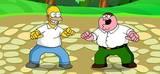 HOMER SIMPSON VS. PETER GRIFFIN