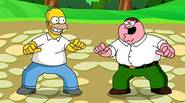 If you like both The Simpsons and The Family Guy, you'll have a tough choice… Choose your favorite family man and take part in a deadly cartoon melee […]