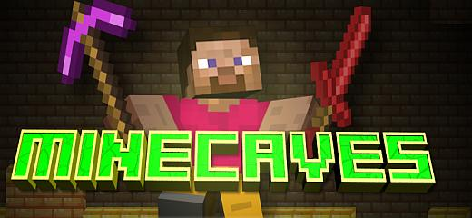 Mine Caves Walktrought - YouTube