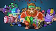 Your home town is under attack! Hordes of Zombies are wandering around the town, eating people and breaking stuff! As the commander of the elite police squad, your […]