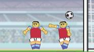 FOOTBALL FIZZIX is a funny, 2-player (you can also play solo!) ragdoll physics football game. Sounds complicated? Well, your goal is to score more goals than your opponents, […]