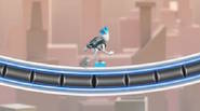 An awesome platform game in which you can switch the gravity field to change your position and run safely to the finish line. Sounds simple, but this game […]