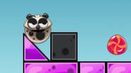 Poor panda bear needs to go home! Guide him, removing various obstacles and helping him to roll smoothly home. Have fun! Game Controls: