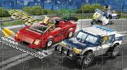 A funny jigsaw puzzle game for all LEGO fans, in which you have to put together all puzzle pieces, representing a LEGO car chase. You can use different […]