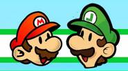 Mario and Luigi were playing in co-op mode for quite a long time and got a bit bored… so they decided to go for a little duel! Choose […]