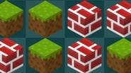 "An awesome blend of the Minecraft and ""Match Three"" games. Connect three or more identical Minecraft objects to collect points and make room for next ones. A lot […]"