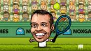 An extremely funny tennis for 2 players, or for one player solo against CPU. Choose your favorite tennis player and show your skills, smashing the ball into opponent's […]