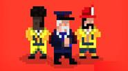 Fire Brigade is waiting for you! Command the firemen squad and save as many people's lives as you can. Just catch the jumping people and don't let them […]