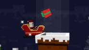 Simple, funny Christmas game in which you, Santa Claus, have to pilot your sledge and precisely drop presents into chimneys. Have fun! Game Controls: Left Arrow – Fly […]