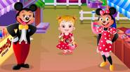 Baby Hazel wants to visit Disneyland and enjoy her time with Minnie and Mickey Mouse. Help her to pack her travel bag, then enjoy various activities in Disneyland. […]