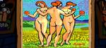 NUDE PAINTINGS PARODIES