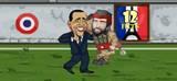 PRESIDENTS VS TERRORISTS