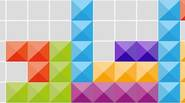 An interesting take on the classic Tetris game. Drop the Tetris pieces on the 10×10 board and try to create full width lines. Play until you don't have […]