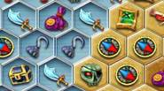 """A special, pirate-themed version of the """"Match Three"""" game. Enjoy the special weapons that allow to remove a lot of tiles. Focus on the tiles that are located […]"""