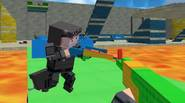 Counter Strike in Legoland? And a bit of Minecraft on top of that? Why not! Join one of the many arenas and play against other LEGO warriors from […]