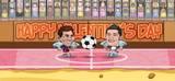 FOOTBALL LEGENDS: VALENTINE EDITION