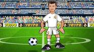 Gareth Bale wants to beat the keepie-uppie World Record! Help him in this challenge – just kick the ball as many times as you can, without hitting the […]