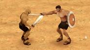An epic 3D game in which you're playing as a gladiator whose only goal is to survive. Fight with numerous, fierce opponents, using your sword, shield and a […]