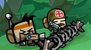 Command your super-squad of elite assault troopers and fight against forces of Evil. Use their unique abilities to pin enemies with crossfire and proceed to next levels. Enjoy! […]