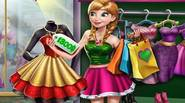 Anna wants to do some shopping. Help her in completing the most beautiful outfit the money can buy and to shine among the other Frozen characters. Have fun! […]