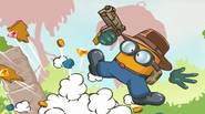 Do you like the Minions? Enjoy this fine physics-based platform game, in which you have to collect all treasures, destroying various structures with a wide choice of weapons. […]