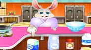Easter is coming, so we better prepare for it! Help the cute Bunny The Cook in preparing the delicious Easter Egg Braided Bread. Choose the ingredients, mix them […]