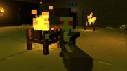 A Minecraft-inspired FPS game. Explore the dungeon, fight with mighty monsters and enjoy the blocky, trigger-happy entertainment! Game Controls: WASD – Walk. Mouse – Aim & Shoot IMPORTANT: […]