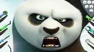 Kung-Fu Panda has some dental problems. Can you help the famous martial arts warrior and cure his teeth? Game Controls: Mouse