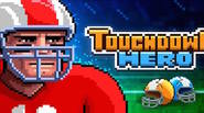 Score as many touchdowns as you can, getting through opponent's defense lines and bumping the score up. Are you a real Touchdown Hero? Game Controls: Mouse
