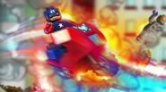 A lots of fun for all fans of LEGO and Marvel's Captain America. Get on your superbike and chase the bad guys, shooting and jumping and avoiding dangerous […]