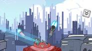 A dynamic, fast-paced arcade game in which your goal is to shoot down all enemy missiles before they hit your base. Aim, fire, collect bonuses and try to […]