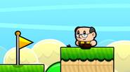 Grandpa wants to visit his grandson… but he gets trapped inside the video game! Explore the area, collect bonuses and enjoy this great platform game! Game Controls: Arrow […]