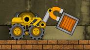 You're in charge of the huge storage depot. Drive the mini-crane and load the cargo truck with crates. Use the magnet on crates and activate other objects such […]