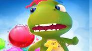 A nice bubble shooter game in which you're playing as a cute dinosaur with the goal of clearing the area from the colorful bubbles. See in-game tutorial for […]