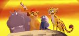 LION GUARD ASSEMBLE