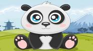 """A funny """"match three"""" game in which you have to connect the same objects and feed them to the hungry panda. Have fun! Game Controls: Mouse"""