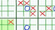 A challenging version of the classic puzzle game TIC-TAC-TOE in which you have to play in 9 games simultaneously. Can you win against smart CPU tactics? Or do […]