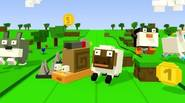 Cuby Creatures is a challenging, 3D endless racing game, in which you can choose one of the cute, Minecraft-like animals and have fun while jumping and dodging dangerous […]
